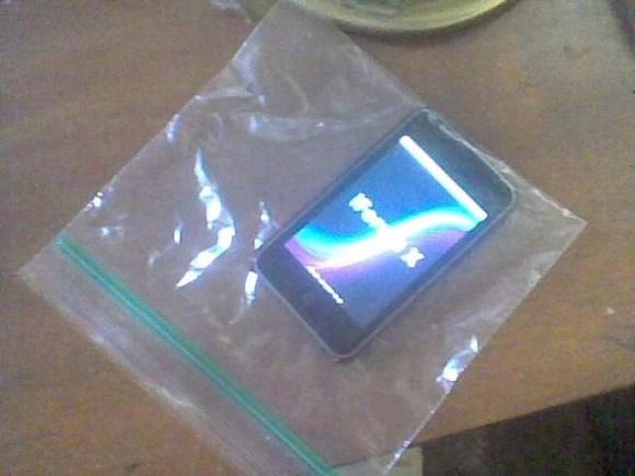 Waterproof Iphone case 17 - case