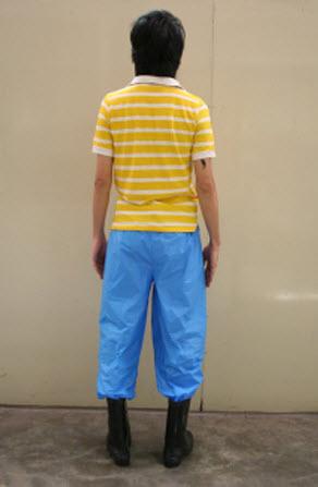Magic pants กางเกงแก้วป้องกันโรคจากน้ำท่วม 14 - Magic pants