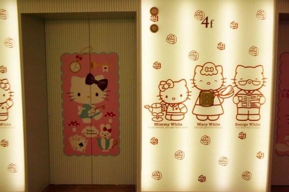 ไปทัวร์ Hello Kitty room ที่เกาะเชจูเกาหลี 16 - hello kitty