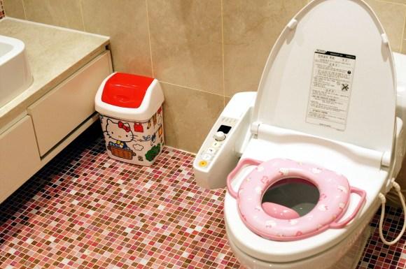 9106322992 580x385 ไปทัวร์ Hello Kitty room ที่เกาะเชจูเกาหลี