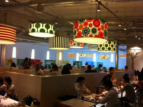 IKEA เปิดแล้ว..คนแห่ไปกันแน่นห้าง 21 - IKEA (อิเกีย)