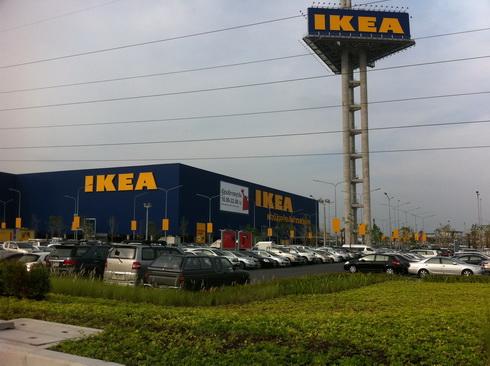 IMG 0939 resize IKEA เปิดแล้ว..คนแห่ไปกันแน่นห้าง
