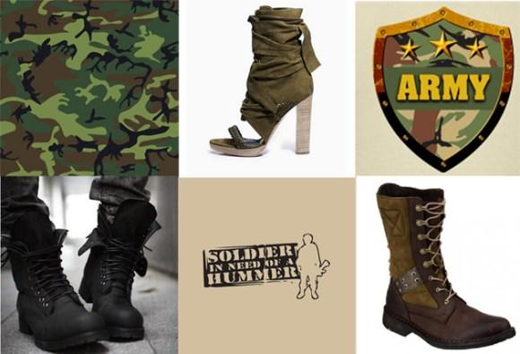 เครื่องแบบทหาร สู่กระแสแฟชั่น  Soldier Fashion 19 - Soldier Fashion
