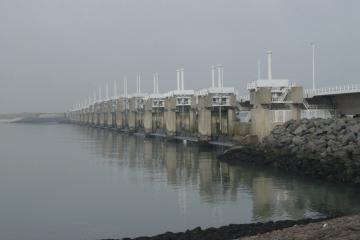 Delta Works โครงการป้องกันน้ำท่วมทั้งเนเธอร์แลนด์ ประเทศที่ต่ำกว่าระดับน้ำทะเล