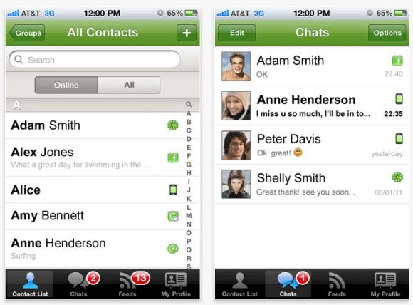 ICQ กลับมาอีกครั้งบน Smartphone 17 - ICQ