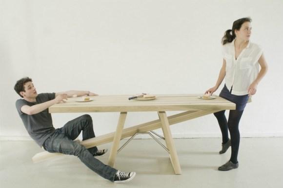 โต๊ะไม้กระดก..รักกันจริงต้องไม่ทิ้งกัน 16 - Marleen Jansen
