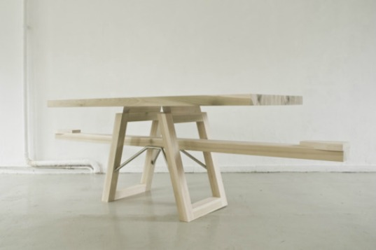 de tafelwip marleen jansen photo Wim de Leeuw2 โต๊ะไม้กระดก..รักกันจริงต้องไม่ทิ้งกัน