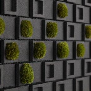 Dent Cube: Create a Unique Wall ไอเดียการตกแต่งแนวกำแพง 17 - interior design