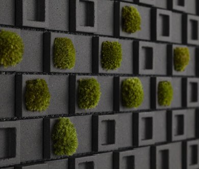 Dent Cube: Create a Unique Wall ไอเดียการตกแต่งแนวกำแพง 15 - interior design