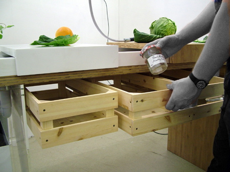 ห้องครัวในยุคต่อไป..ต้องนำขยะและน้ำทิ้งกลับมาใช้ปลูกผักในครัวได้ 14 - รีไซเคิล