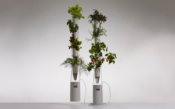 Windowfarms ปลูกพืชไร้ดินทานได้เองที่บ้าน 17 - hydroponics