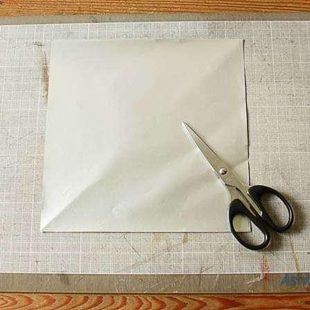 25541211 090808 Origami Snowflake..เอาไว้ตกแต่งบรรยากาศช่วงปีใหม่