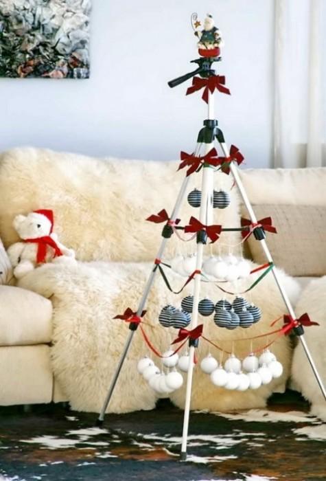 25541218 080926 Ideaต้นคริสต์มาส..ทำเองได้ง่ายๆ