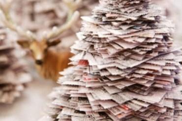 Ideaต้นคริสต์มาส..ทำเองได้ง่ายๆ 29 - DIY