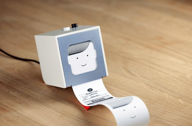 Little printer พริ้นเตอร์ตัวจิ๋วแสนเก๋ 13 - gadget