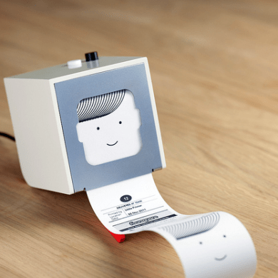 Little printer พริ้นเตอร์ตัวจิ๋วแสนเก๋ 16 - gadget