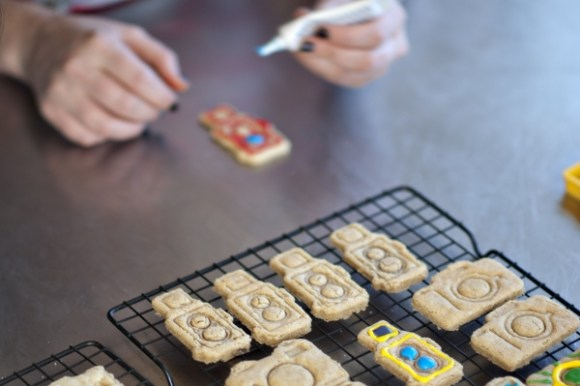 The Camera Cookie Cutter Set 19 - bakery