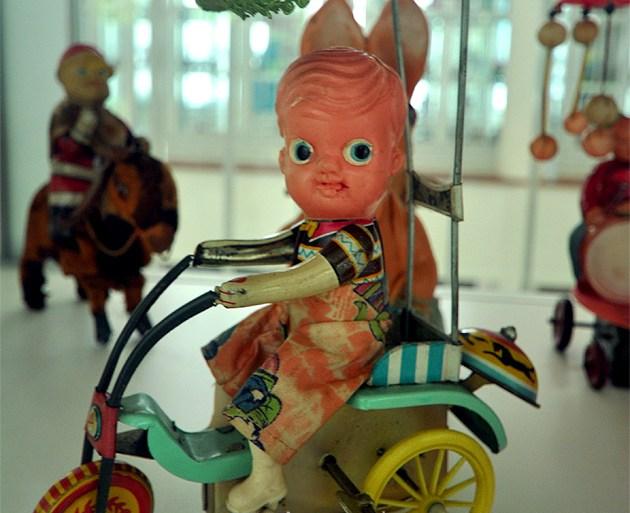 พิพิธภัณฑ์ล้านของเล่นเกริกยุ้นพันธ์ Million Toy Museum 21 - REVIEW