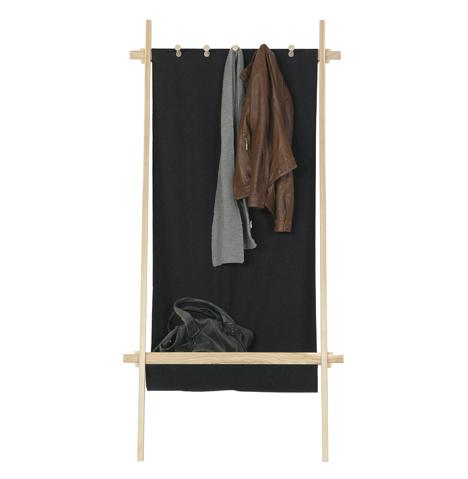 dzn Lodelei by Nils Holger Moormann 5 Nils Holger Moormann ราวตากผ้า+แขวนผ้า+เก็บผ้า