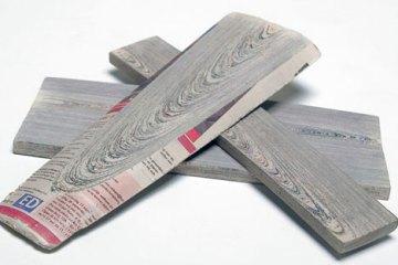 Newspaper wood!!วัสดุสุดเท่ 2 - new mayerial