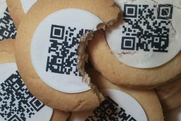 Cookie QR codes 16 - Cookie