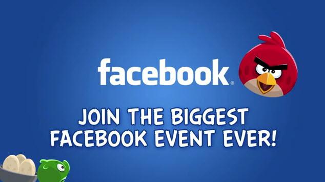 พบกับ Angry Birds ที่ facebook วันวาเลนไทน์นี้ 19 - ACTIVITY