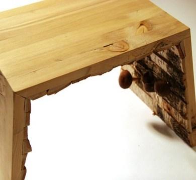 เก้าอี้ปลูกเห็ด..mushrooms ate my furniture' chair. 14 -