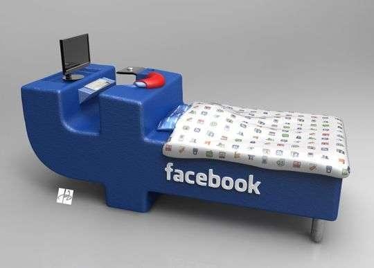25550106 092143 FBed..เตียงสำหรับคนติดสังคมออนไลน์