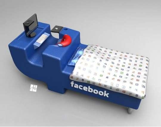 25550106 093244 FBed..เตียงสำหรับคนติดสังคมออนไลน์