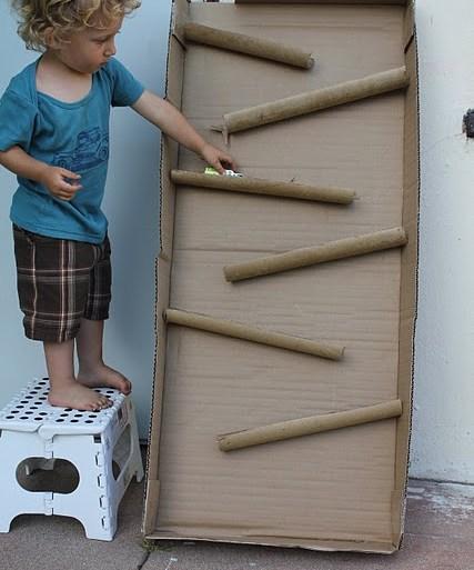 D.I.Y. ของเล่นเด็ก เสริมทักษะ และพัฒนาการ จากกล่องและแกนกระดาษเก่า 26 - รีไซเคิล