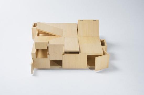 25550114 1645341 The Kai Table..โต๊ะไม้จิ๊กซอว์ ยิ่งกว่าค่ายกล...สไตล์ญี่ปุ่น..
