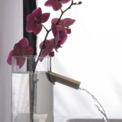 เมื่อก๊อกน้ำกับแจกัน มารวมตัวเป็นงานชิ้นเดียว ก็สวยงาม และเป็นสุขแบบนี้ 15 -