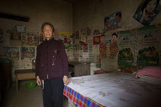 267 20101016 Huabifang Farmer Shaanxi 003 BAI XIAOCI ช่างภาพชาวจีน กับผลงานสร้างชื่อ i Live Here