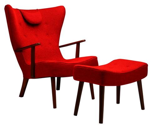 """เติมความสนุกให้บ้าน  ด้วยเฟอร์นิเจอร์-ของตกแต่งบ้านโทน """"สีแดง"""" 29 - SHOPPING"""