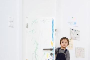 Children door
