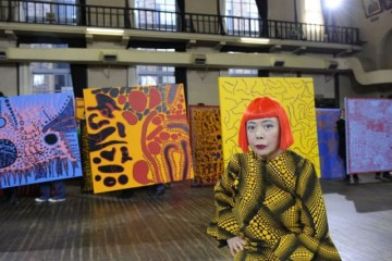 Look Now, See Forever by Yayoi Kusama 6 - art exhibition