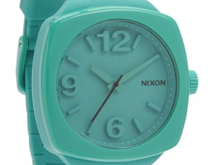 The Dial from Nixon 10 - silicone