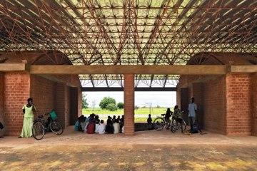 """แง่คิด """"ความยั่งยืนด้านสถาปัตยกรรมของแอฟริกา"""" Africa Calling by Francis Kere 8 - Africa"""