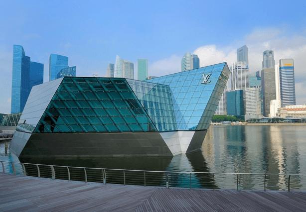 Louis Vuitton Island Maison สถาปัตยกรรมงามๆ 17 - Architecture