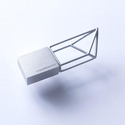 emptymemory logicalart 4 USB memory sticks Empty Memory