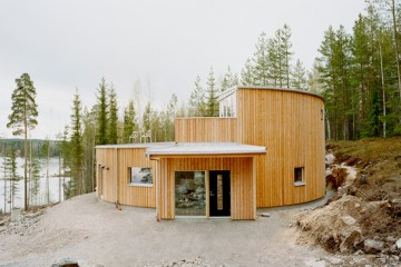 Villa Nyberg บ้านที่เป็นมิตรกับสิ่งแวดล้อม นำความร้อนมาใช้ใหม่ 10 - greenery homepage