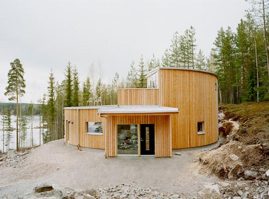 kk02 Villa Nyberg บ้านที่เป็นมิตรกับสิ่งแวดล้อม นำความร้อนมาใช้ใหม่