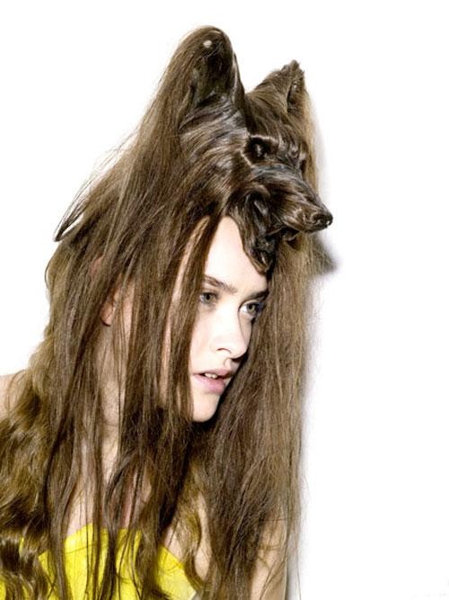 Animals Hair ทรงผมทรงหัวสัตว์แสนเก๋ 17 - animals