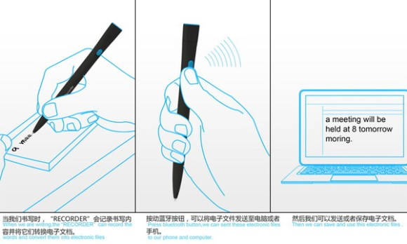 Magic Pen 16 - Design technology