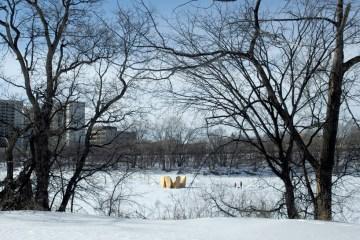 Skating Shelters หนาวอย่างอบอุ่น  14 - Architecture