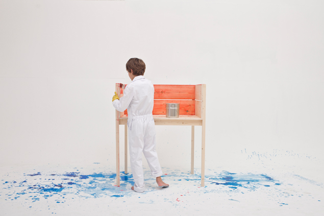 """Furniture Factory"" เฟอร์นิเจอร์จากแรงงานเด็ก 20 - lucasmaassen"