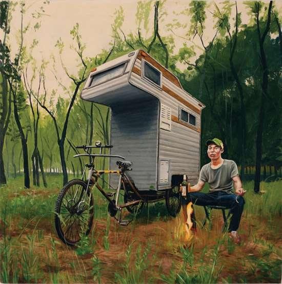 25550222 204833 Camper Bike..จักรยาน+ที่พักแรม