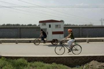 Camper Bike..จักรยาน+ที่พักแรม