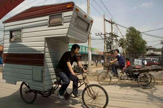 25550222 204919 Camper Bike..จักรยาน+ที่พักแรม
