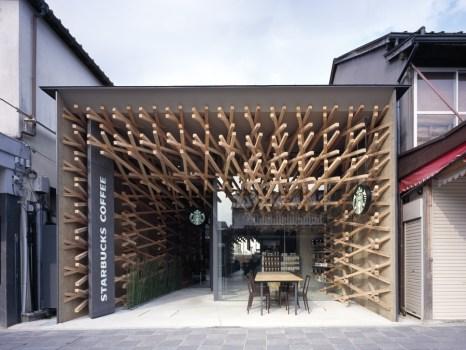 84248 466x350 Starbucks Coffee in Tokyo